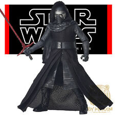 "KYLO REN - Star Wars Black Series 6"" The Force Awakens Action Figure - TFA W1"