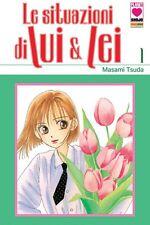 LE SITUAZIONI DI LUI & LEI volumi da 1 a 12 ed. planet manga completa