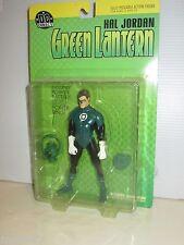 "DC DIRECT HAL JORDAN GREEN LANTERN SUPER HERO ACTION FIGURE CARDED 6.5"" TALL"