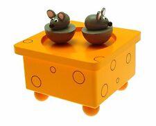 Music Boxes For Children Wooden Music Box Kids Music Box Clockwork Dancing Mouse
