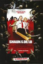Shaun of the Dead Single Sided Original Movie Poster 27x40 inches