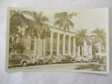 old rp postcard  post office   fort myers   florida   (unposted)