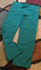 Landau Unisex Reversible Scrub Pant With Back Pocket Hunter Style 7602 Sz S Tall