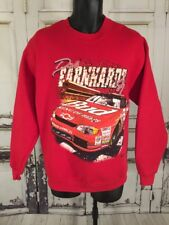 DALE EARNHART JR NASCAR BUD BEER SweatShirt RED Chase Authentics USA Large L