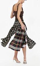 Zara Multicolored Printed Skirt Size XS NWT