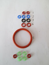 Für Delonghi Dichtungssatz   ESAM /  Brühkolben 16/ O-Ringe (5mm Version ) Color