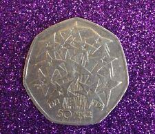 1998 50p coin