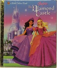 Save $5 off 4 or more! Barbie & The Diamond Castle Little Golden Book