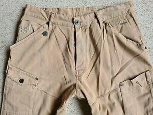G-Star General 5620 Loose W34 L34 Herren Jeans Cargo Chino
