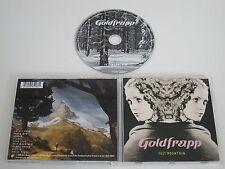 GOLDFRAPP/FELT MOUNTAIN(CDSTUMM188/MUTE 5016025611881) CD ÁLBUM