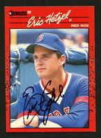 Eric Hetzel #539 signed autograph auto 1990 Donruss Baseball Trading Card