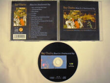 RAY CHARLES  Blues In A Sentimental Key  - CD