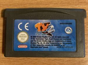 TY2 Bush Rescue Tasmanian Tiger Game Boy Advance GBA *Cartridge Only* UK PAL
