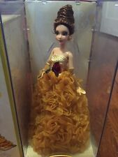 Disney Princess Designer Collection Belle Doll 1474/6000 New in Box