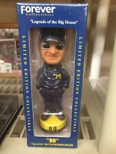 Michigan Wolverines Coach Bo Schembechler Bobbleheads Limited Ed.