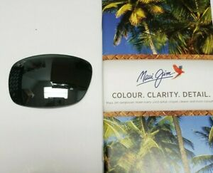 Authentic Replacement Lens for MAUI JIM - WORLD CUP -( RIGHT LENS)Polarized Gray