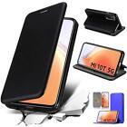 Handy Tasche für Xiaomi Flip Cover Case Handyhülle Schutz Hülle Etui Wallet <br/> ✅ 360 GRAD SCHUTZ ✅MAGENT DECKEL ✅ XIAOMI MODELLE ✅