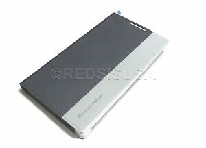 Lenovo Folio Case and Screen Protector for Tab 2 A7-30, Gray ZG38C00021