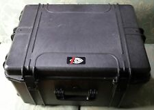 DJI Inspire 1 Drone Large Waterproof Wheeled Hard Shell Heavy Duty Case Blue