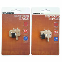 BRAKCO Sintered Disc Brake Pads AVID Juicy BB7, Juicy Ultimate, Promax DSK-950