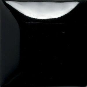 Mayco Stroke & Coat Wonderglaze Glaze, Tuxedo SC-015, 1 Pint