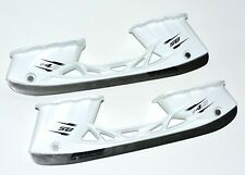 Ccm Sb+ 4.0 Hyper Glide Replacement Skate Holder and Steel Pair Sets 280mm