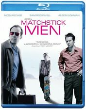 Matchstick Men [New Blu-ray]