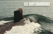 USA 2000 MNH COMPLETE SUBMARINE BOOKLET OF 10 STAMPS