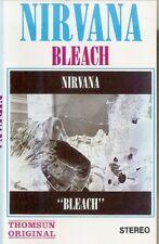Nirvana  Bleach Import Cassette Tape