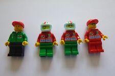 MINIFIGURE DARK BLUISH GREY x 6 MU10 LEGO Utensil Binoculars Town 30162