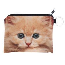Mini Coin Purse Bag 3D Animal Handbag Wallet Zipper Key Pouch Cards Holder