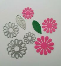 Metal cutting die Scrapbooking and paper craft  DIY Cards - Flower design