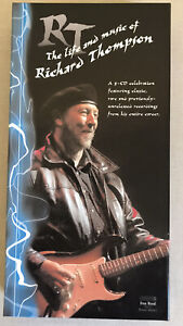 Richard Thompson 'The Life and Music of Richard Thompson' 6 CD Box-set.