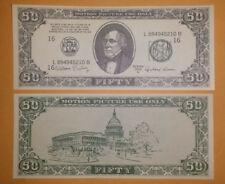 Prop Money Original Movie Props for sale | eBay