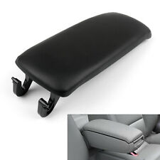 Hot Car Armrest Console Cover Lid For Audi A4 S4 A6 2000-2008 Black C