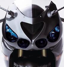 BLUE Lens Spray Tint Paint headlamp headlight indicator Motorcycle