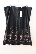 Woman's plus 3X black skirt by Speed Limit NWT