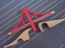 Red Bridg Ascending Track - Wooden Train * Thomas Brio Fits Many