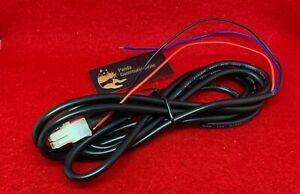 PandaPTT Power Cord 4600 W1 W1plus Nextel Mobile Radio 4pin  USA 🇺🇸 SHIP