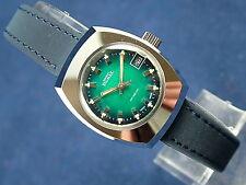 Vintage Rare Ernest Borel Ladies Swiss Watch 1970S NOS