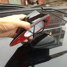 1* Black Shark Fin Car Roof Antenna Radio Fm/Am Signal Aerial Accessories (Fits: Audi)