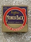 Vintage+Advertising+Griffin%27s+Money+Back+Fruit+Jar+Rubbers+Box+Rings+Muskogee+OK