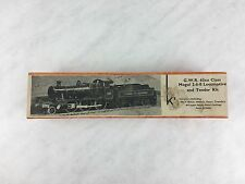 K's KEYSER Tender kit  GW GWR 2-6-0 MOGUL CLASS 63XX Locomotive new complete