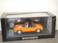 Porsche 914 1969-73 - Minichamps 1:43 in Box *32897