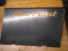 Snap On Blue Point Gas Welder Mb120left Side Cover