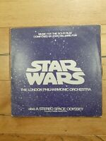 The London Philharmonic Orchestra Star Wars Stereo Space Odyssey Vinyl, LP,