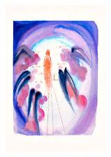 Divine Comedy Paradise 24 by Salvador Dali A4 Art Print