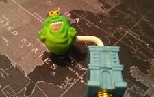 Vintage 1984 Ghostbusters Slimer Pencil Topper Figurine Toy Columbia Pictures