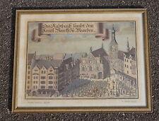 Original-Lithographien über Landschaften (1800-1899) aus Bayern und Deutschland
