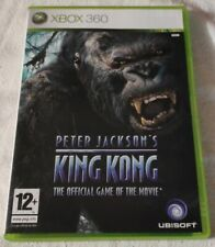 Jeu Xbox 360 - Peter Jackson's King Kong: The Official Game - Complet - PAL FR